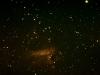 M17 Omega köd (2009.06.20. 02:50 Rózsaszentmárton, 305/2438 Meade RCX-400, Canon EOS 40D, 122 sec vezetés nélkül, ISO1250, feldolgozás: Photoshop)