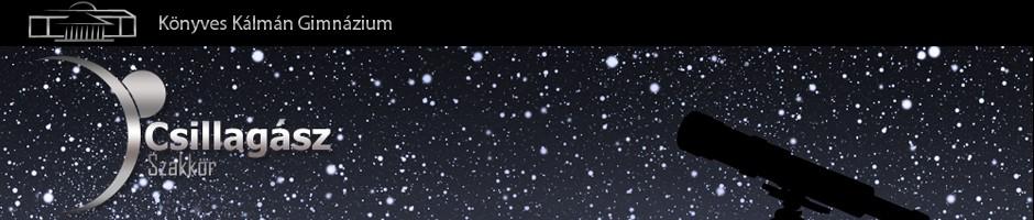 A KKG csillagász szakköre